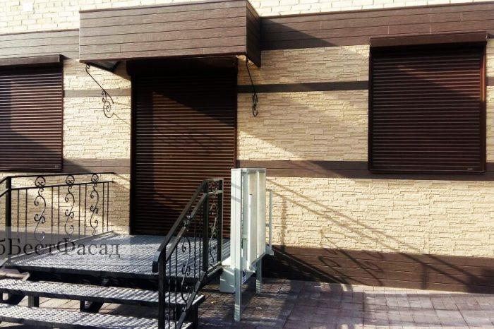 японские фасады Nichiha сайдинг качественный